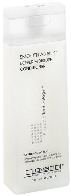 Buy Giovanni, Conditioner Smooth As Silk, 8.5 oz at Herbal Bless Supplement Store