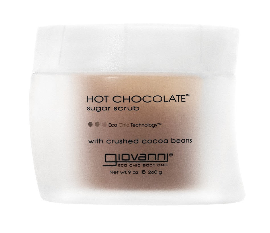 Buy Giovanni, Hot Chocolate Sugar Scrub 9 oz. at Herbal Bless Supplement Store