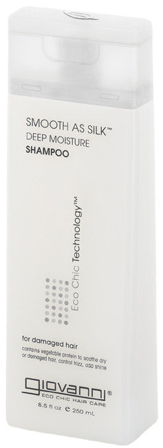Buy Giovanni, Shampoo Smooth As Silk, 8.5 oz at Herbal Bless Supplement Store