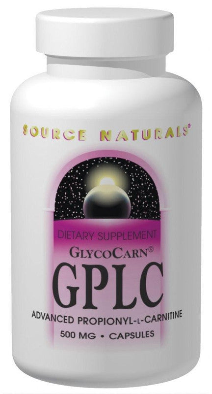 Buy GlycoCarn® GPLC 500mg, 30 capsule at Herbal Bless Supplement Store