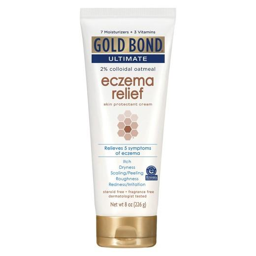 Buy Gold Bond, Ultimate Eczema Relief Cream - 8 oz. at Herbal Bless Supplement Store