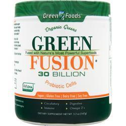 Buy Green Foods Green Fusion - 30 Billion Probiotic Cells at Herbal Bless Supplement Store