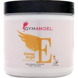 Buy Gym Angel, Energy Angel Pre-Workout Pina Colada, 0.4 lbs at Herbal Bless Supplement Store