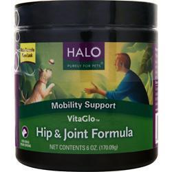 Buy Halo, VitaGlo Hip & Joint Formula - Pet Care, 6 oz at Herbal Bless Supplement Store