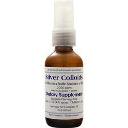 Buy Healing Ways, Silver Colloids Spray, 2 oz at Herbal Bless Supplement Store