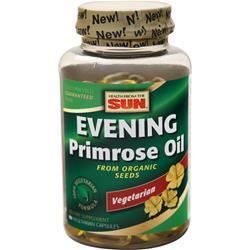 Buy Health From The Sun, 100% Vegetarian Evening Primrose Oil, 90 sgels at Herbal Bless Supplement Store