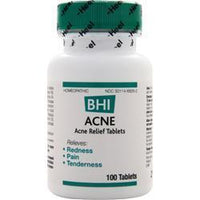 Buy Heel, BHI - Acne, 100 tabs at Herbal Bless Supplement Store