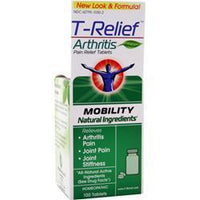 Buy Heel, T-Relief (Arthritis) - Formerly Zeel, 100 tabs at Herbal Bless Supplement Store