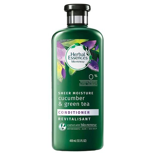Buy Herbal Essences, Bio:Renew Sheer Moisture Cucumber & Green Tea Conditioner - 13.5oz at Herbal Bless Supplement Store