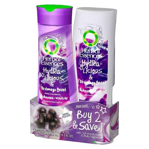 Buy Herbal Essences, De-Damage Boost Shampoo + Conditioner - Twin Pack - Each 10.1 oz at Herbal Bless Supplement Store
