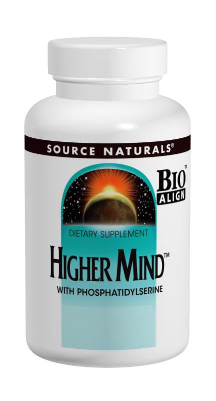 Buy Higher Mind™ with Phosphatidylserine Bio-Aligned™, 30 tablet at Herbal Bless Supplement Store
