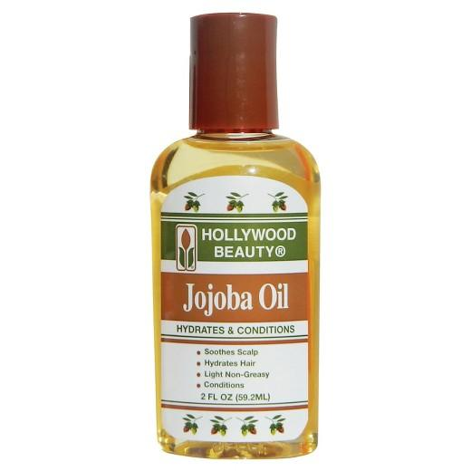 Buy Hollywood Beauty, Jojoba Hair Oil 2 oz at Herbal Bless Supplement Store
