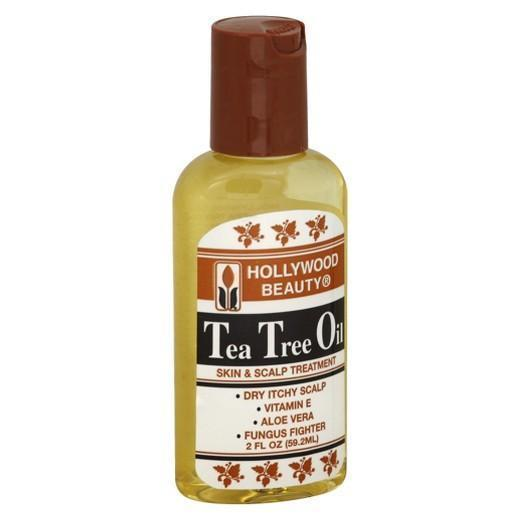 Buy Hollywood Beauty, Tea Tree Oil Skin and Scalp Treatment - 2 oz at Herbal Bless Supplement Store