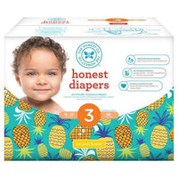 Buy Honest Company, Diapers Club PackPineapples (Select Size) at Herbal Bless Supplement Store