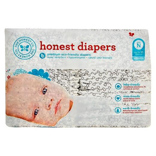 Buy Honest Company, Diapers Skulls - (Select Size) at Herbal Bless Supplement Store