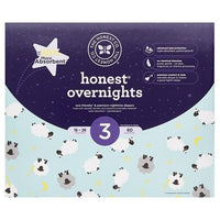 Buy Honest Company, Overnight Diapers Club Box (Assorted Sizes) at Herbal Bless Supplement Store
