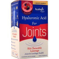 Buy Hyalogic, For Joints - HA Lozenge, 60 lzngs at Herbal Bless Supplement Store
