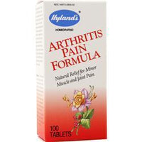 Buy Hylands Homeopathic, Arthritis Pain Formula, 100 tabs at Herbal Bless Supplement Store