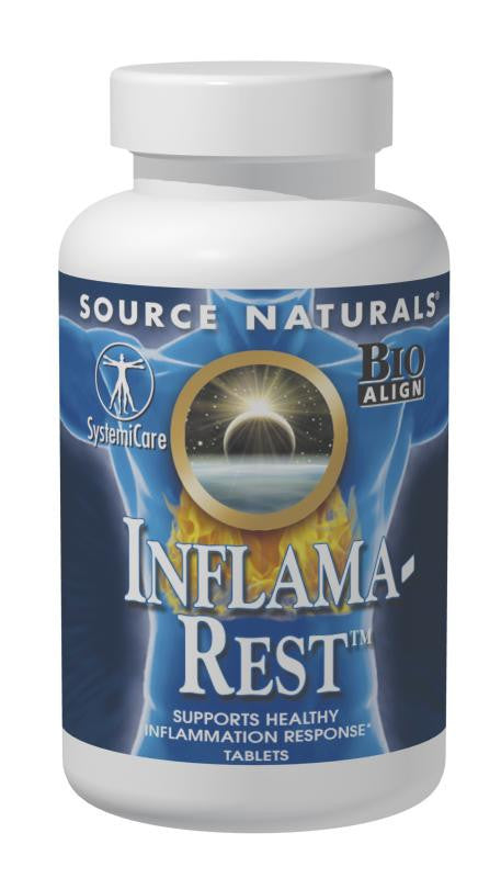 Buy Inflama-Rest™ Bio-Aligned™, 30 tablet at Herbal Bless Supplement Store