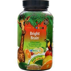 Buy Irwin Naturals, Bright Brain at Herbal Bless Supplement Store