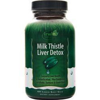 Buy Irwin Naturals, Liver Detox, 60 sgels at Herbal Bless Supplement Store