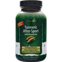 Buy Irwin Naturals, Turmeric After-Sport with Magnesium, 60 sgels at Herbal Bless Supplement Store