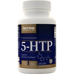 Buy Jarrow, 5-HTP (100mg), 60 caps at Herbal Bless Supplement Store
