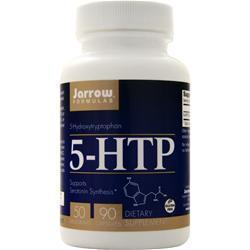Buy Jarrow, 5-HTP (50mg), 90 vcaps at Herbal Bless Supplement Store