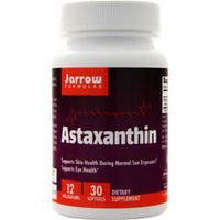 Buy Jarrow, Astaxanthin - BioAstin (12mg), 30 sgels at Herbal Bless Supplement Store