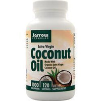 Buy Jarrow, Coconut Oil - Extra Virgin,120 sgels at Herbal Bless Supplement Store