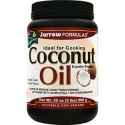 Buy Jarrow, Coconut Oil Liquid, 32 oz at Herbal Bless Supplement Store