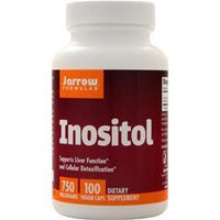 Buy Jarrow, Inositol, 100 vcaps at Herbal Bless Supplement Store