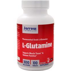 Buy Jarrow, L-Glutamine 1000, 100 tabs at Herbal Bless Supplement Store