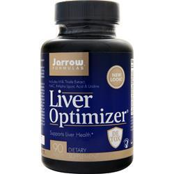 Buy Jarrow, Liver Optimizer, 90 tabs at Herbal Bless Supplement Store