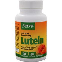 Buy Jarrow, Lutein (20mg), 60 sgels at Herbal Bless Supplement Store