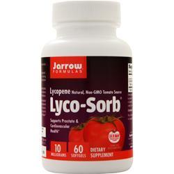 Buy Jarrow, Lyco-Sorb Lycopene (10mg), 60 sgels at Herbal Bless Supplement Store