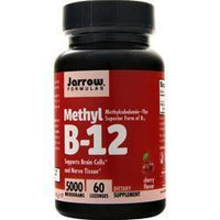 Buy Jarrow, Methyl B-12 (5000mcg), 60 lzngs at Herbal Bless Supplement Store