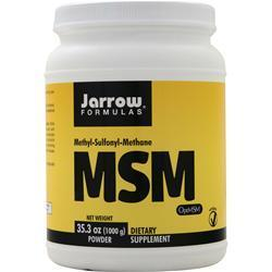 Buy Jarrow, MSM 1000 Powder, 2.2 lbs at Herbal Bless Supplement Store