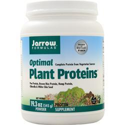 Buy Jarrow, Optimal Plant Proteins, 1.2 lbs at Herbal Bless Supplement Store