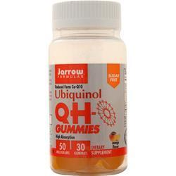Buy Jarrow, Ubiquinol QH-Gummies (50mg), Mango 30 gummy at Herbal Bless Supplement Store