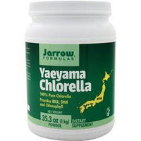 Buy Jarrow, Yaeyama Chlorella Powder, 1000 grams at Herbal Bless Supplement Store