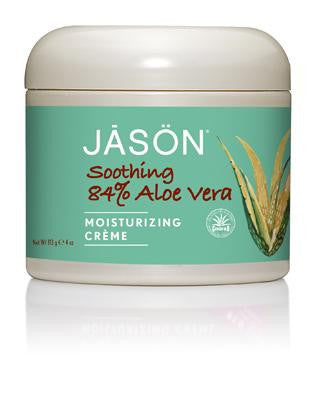 Buy Jason Natural, Aloe Vera Cream 84% with Vit E, 4 oz at Herbal Bless Supplement Store