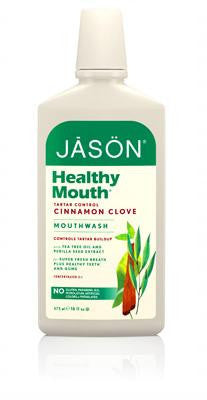 Buy Jason Natural, Mouthwash Healthy Mouth, 16 oz at Herbal Bless Supplement Store