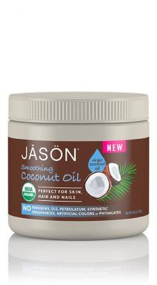 Buy Jason Natural, Organic Coconut Oil USDA Certified, 15 oz at Herbal Bless Supplement Store