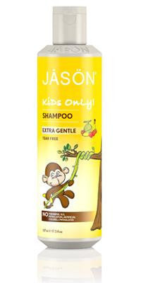 Buy Jason Natural, Shampoo For Kids Only Mild, 17.5 oz at Herbal Bless Supplement Store