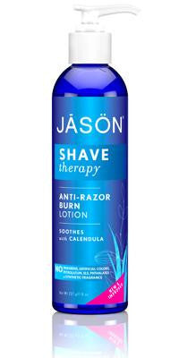 Buy Jason Natural, Shaving Lotion Six-In-One, 8 oz at Herbal Bless Supplement Store