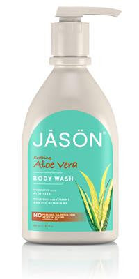 Buy Jason Natural, Soothing Aloe Vera Body Wash, 30 oz at Herbal Bless Supplement Store