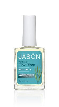 Buy Jason Natural, Tea Tree Oil Nail Saver, 0.5 oz at Herbal Bless Supplement Store