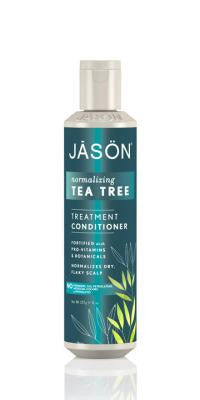 Buy Jason Natural, Tea Tree Treatment Conditioner, 8 oz at Herbal Bless Supplement Store