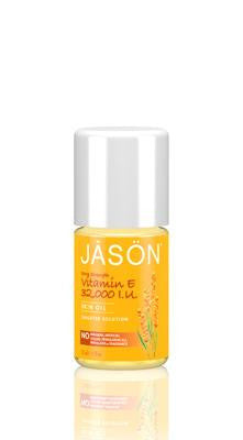 Buy Jason Natural, Vitamin E 32,000 IU Extra Strength Oil, 1 oz at Herbal Bless Supplement Store